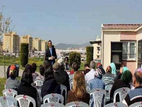Barış Eroğlu: Ben yaptım oldu ile kentsel dönüşüm olmaz!