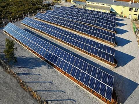 Türk enerji şirketleri Asya'da güneş santrali kuruyor!