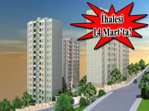 Gaziosmanpaşa Sarıgöl Kent Konutları'nda 43 daire açık arttırmayla satılıyor!