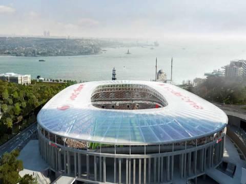 Vodafone Arena'daki restoranlar için Doğuş Holding ile anlaşıldı!