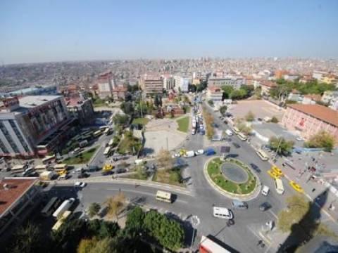 İstanbul'un en büyük ikinci meydanı Bağcılar'a yapılıyor!