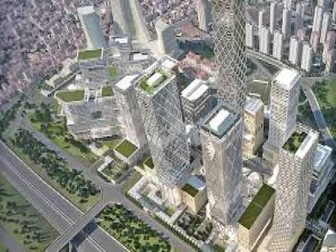 İstanbul Finans Merkezi için ilk toplantı gerçekleştirildi!