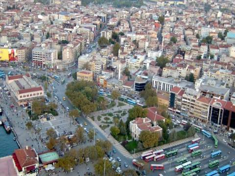 Kadıköy'de 3.1 milyon TL'lik kat karşılığı inşaat ihalesi!