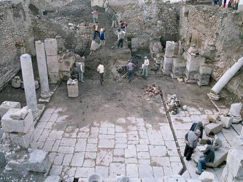 Sebastapolis Antik Kenti için Sulusaray ilçesi taşınacak!