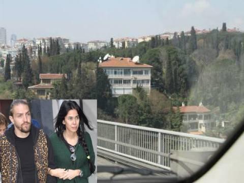 Caner-Asena Erkin çifti 7 bin dolara Ortaköy'de ev kiraladı!