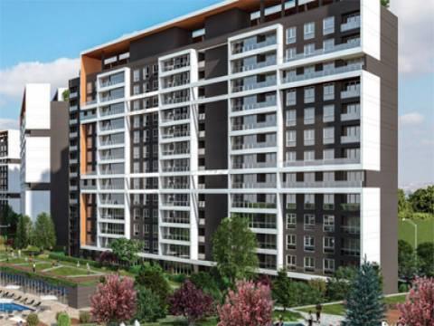 Bahçeşehir Göl Panorama Evleri satış ofisi!