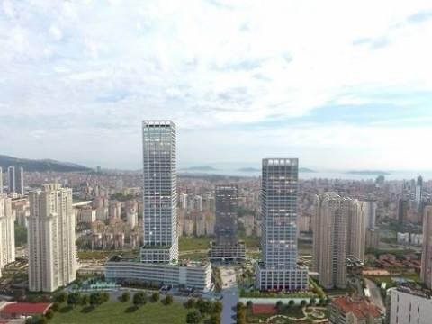 Ataşehir Modern daire fiyatları 2018!