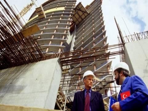 Türk inşaat sektörünün dünyada 23 milyar dolarlık projesi var!