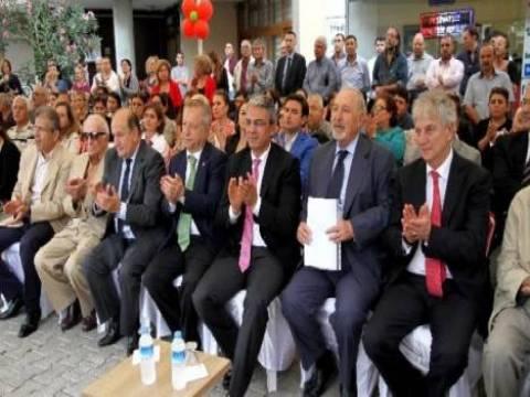 Karşıyaka Sadrettin İşçimenler Parkı açıldı!