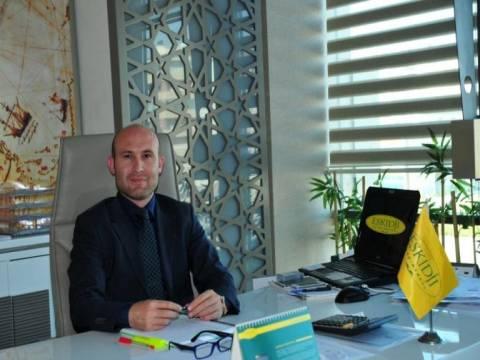 Köksal Ünal: Ankaralı firmaların hedefinde İstanbul var!