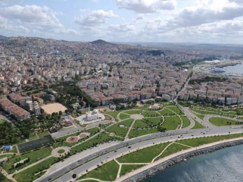 İstanbul'daki sanayi bölgelerinde lüks konutlar inşa ediliyor!