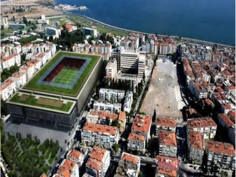 Yeni Göztepe Stadyumu inşaat ihalesi bugün yapılacak!