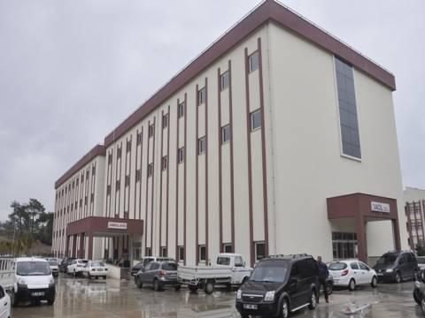 Manavgat Devlet hastanesi ek binası açıldı!
