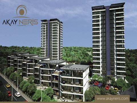 Akay Neris Ankara projesi yıl sonunda satışa çıkıyor!