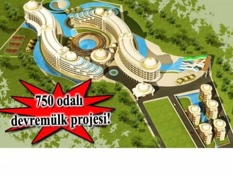 Yalova Thermal Palace projesi Eylül 2016'da açılacak!
