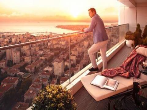 Kadıköy Four Winds Residence satış ofisi!