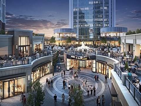 Emaar Square Mall Nisan'da açılıyor!