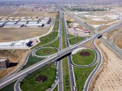 Konya'nın çevre yolları prestij yolu oldu!