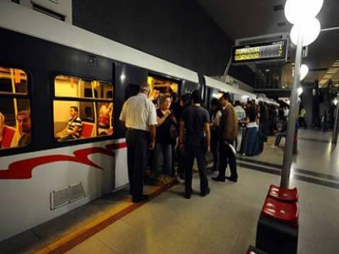 İzmir Metrosu'nda yangın çıkışı skandalı!