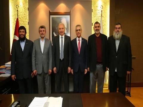 Alzamil-Fuzul-Seha-Adese Ortaklığı Hoşdere projesi için imzalar atıldı!