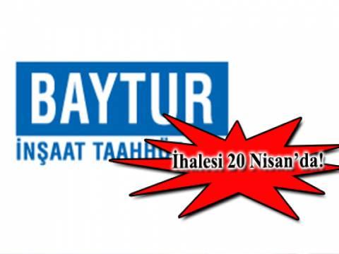 Baytur İnşaat'ın Gebze'deki 2 arsası icradan 8.3 milyon TL'ye satılıyor!