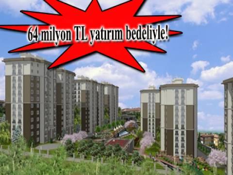 Kiptaş'ın 600 konutluk Hoşdere projesine onay çıktı!