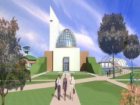 Elazığ'daki Kültür Park açılış için hazırlanıyor!