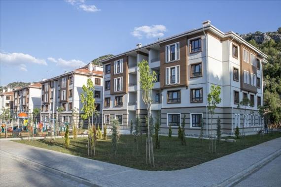 TOKİ'den aylık 550 TL'ye ev sahibi olma fırsatı!