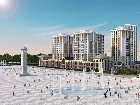 Başakşehir Meydan Dükkanları'nda 332 ticari üniteden 225'ine teklif geldi!