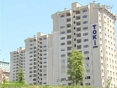TOKİ Trabzon Araklı 216 adet işyeri ihalesi 19 Nisan'da!
