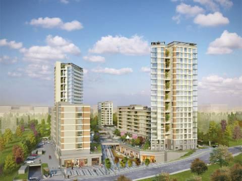 Sur Yapı Cadde Rezidans fiyatları 247 bin TL'den başlıyor!
