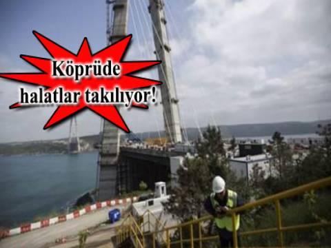 3. köprü inşaatında son durum nedir?