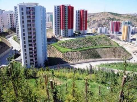 TOKİ Ankara Kuzey Kent Girişi teslim işlemleri!