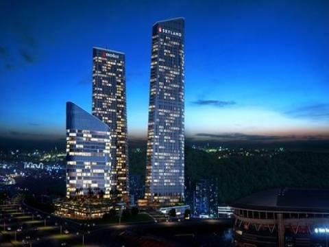 Skyland İstanbul Sky Residence'ta ödemeye 2019'da başla!