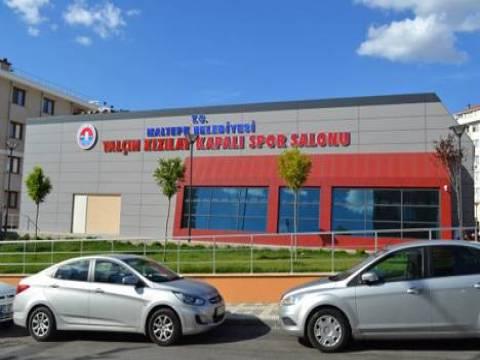 Maltepe Yalçın Kızılay Kapalı Spor Kompleksinin yapımı tamamlandı!
