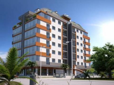 İzmir Anatolia Park Evleri'nin yüzde 40'ı tamamlandı!