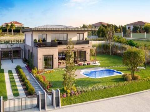 Yeşil Yaka villa fiyatları 2017!