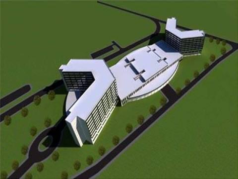 Bayraklı Şehir Hastanesi'nin temeli törenle atıldı!