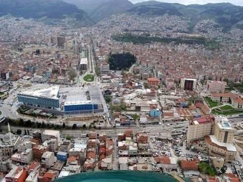 Bursa Osmangazi'de icradan satılık arsa! 4 milyon TL'ye!