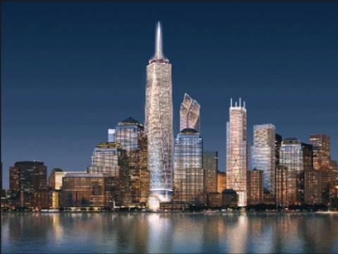 Türk Ticaret Merkezi Projesi New York'a taşınacak!