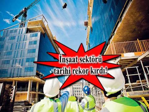 Türk müteahhitlerin yurt dışı proje bedelleri 88 milyon dolara ulaştı!