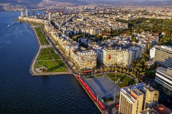 İzmir'de icradan satılık bina! 26.5 milyon TL'ye!