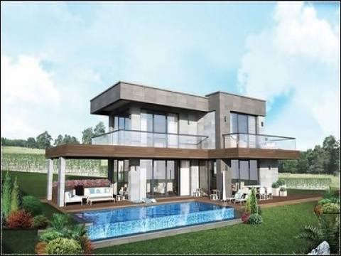 Hezarfen Villaları'nda fiyatlar 1 milyon 50 bin TL'den başlıyor! Yeni proje!