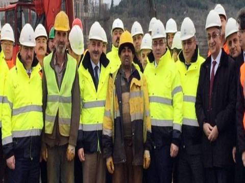 TOKİ Başkanı Balıkesir'deki devlet hastanesi inşaatını inceledi!
