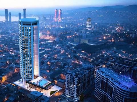 Varyant Tower İzmir ön satışta! 268 bin TL'ye!