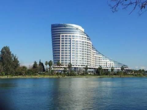 Adana Shareton Oteli, tasarımıyla ödül aldı!