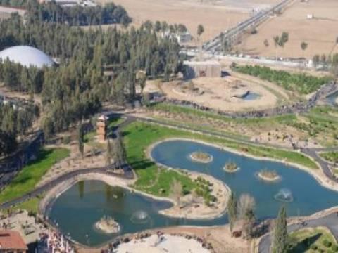 İzmir Doğal Yaşam Parkı'nın hedefi 1 milyon ziyaretçi!
