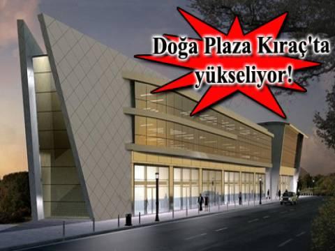 Doğa Şehircilik'ten yeni proje Doğa Plaza!