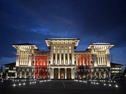 Cumhurbaşkanlığı Sarayı'nın güvenliği 50 milyon TL!
