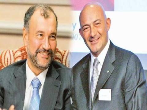 Ferit Şahenk ve Murat Ülker, dev satın almalarla yıla damga vurdu!